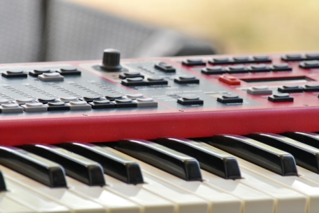synthesizer, music, piano, sound, keyboard, instrument, play, acoustic, studio, audio