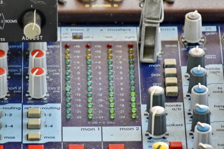 penguat, Analog, peralatan, intensitas, profesional, Suara, elektronik, beralih, Mixer, audio