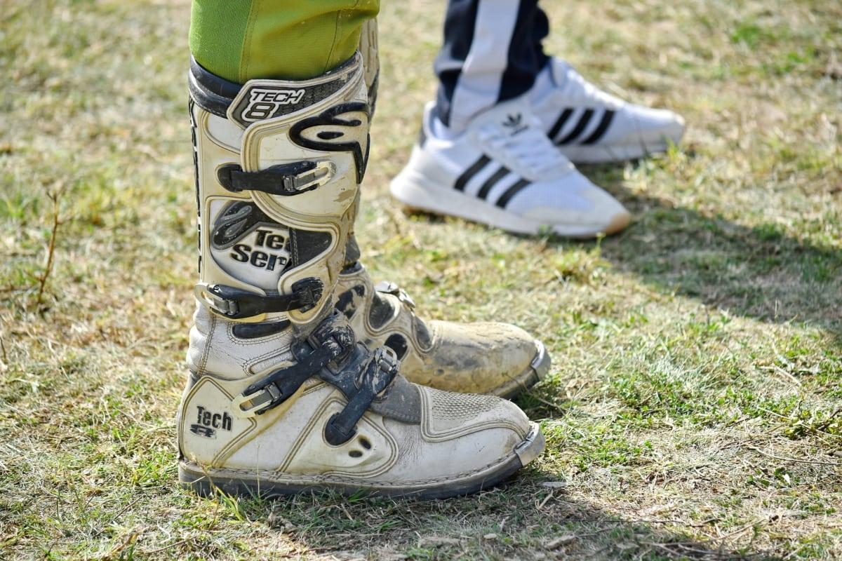 saappaat, lika, laitteet, ammatillinen, Boot, pari, kenkä, jalka, kengät, jalkineet