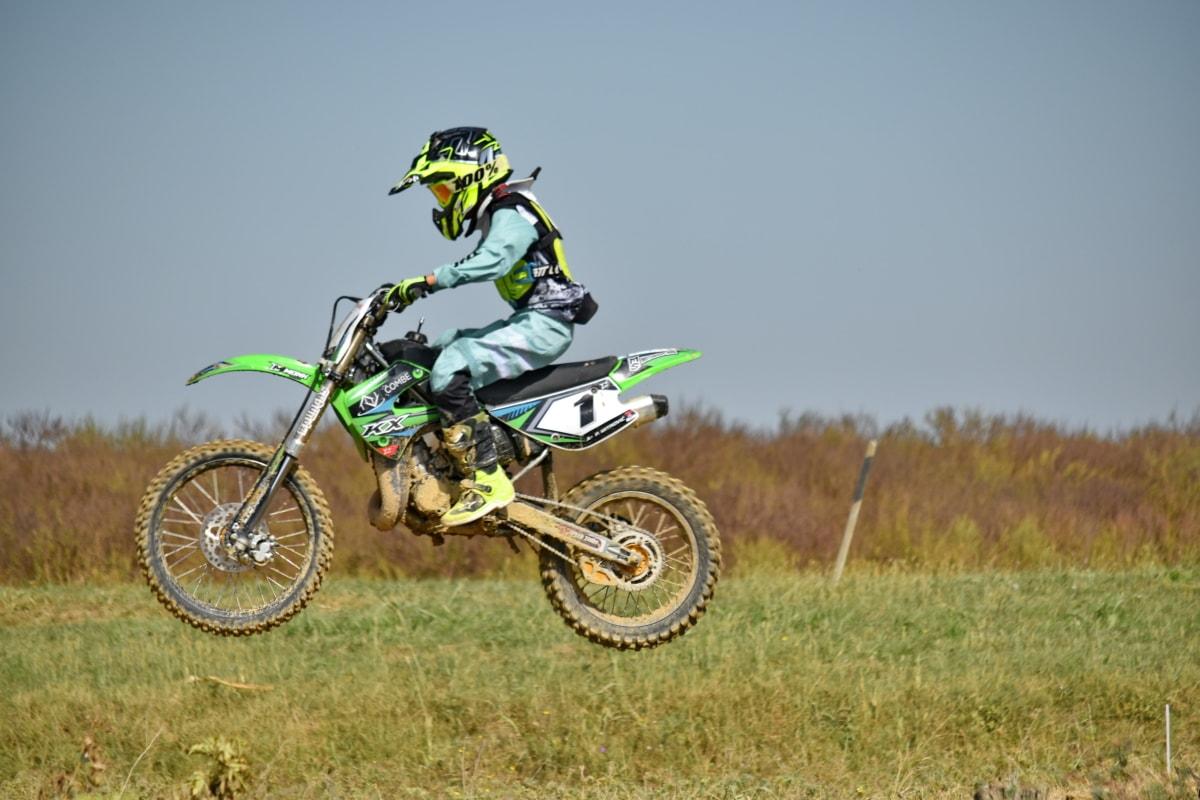 Приключенски, конкурс, опасност, екстремни, скок, мотокрос, мотоциклет, мотоциклетист, спорт, каска