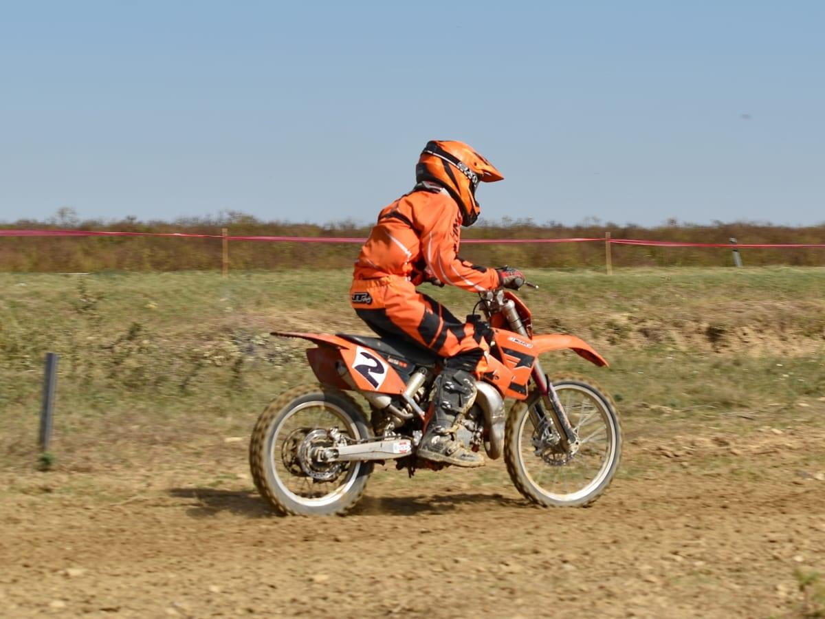 дете, minibike, мотокрос, състезания, мотоциклет, каска, конник, бързо, езда, колело