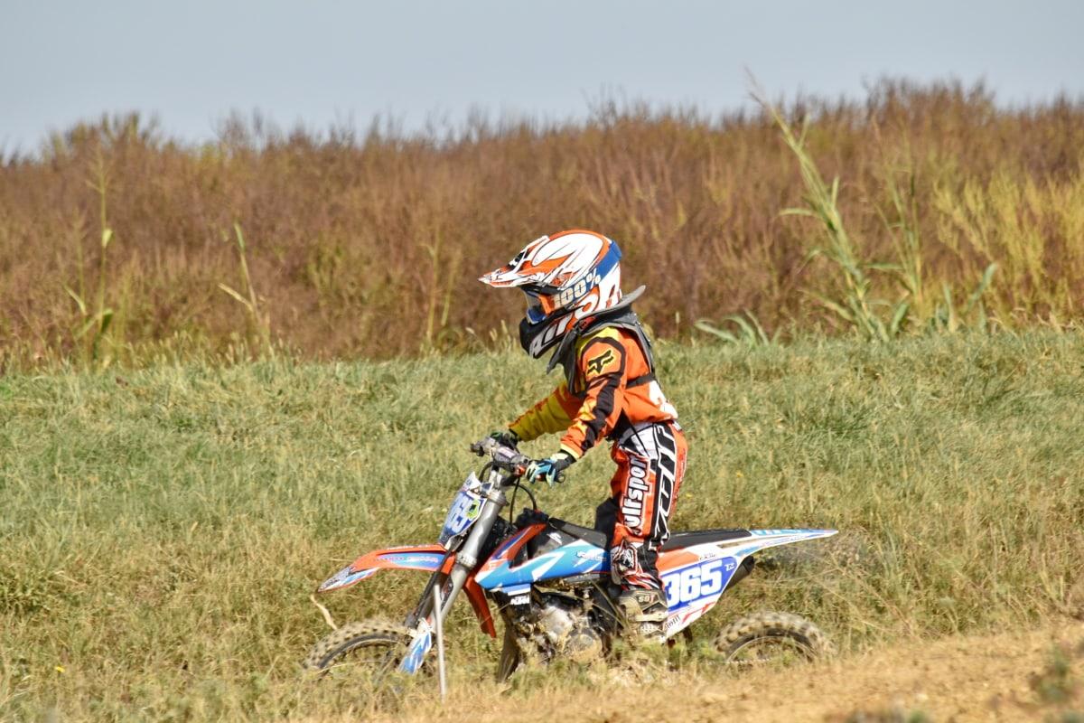 дитина, Мотокрос, мотоцикл, Екіпірування, швидкість, Спорт, діяльність, Чемпіонат, конкурс, конкурс