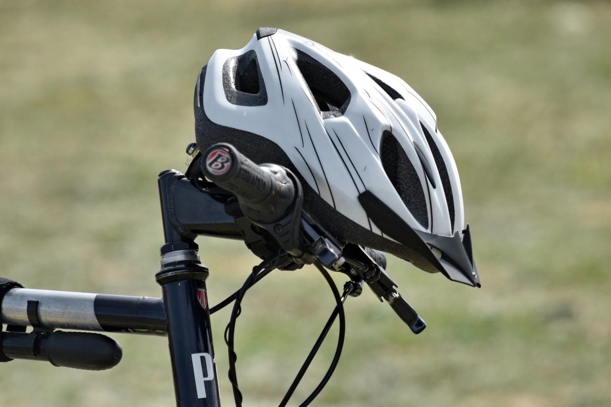 kočnica, oprema, kaciga, brdski bicikl, profesionalno, upravljač, žice, natjecanje, rekreacija, sportski