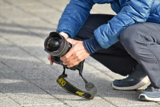 angle, hands, lens, photographer, photography, photojournalist, professional, strap, zoom, street