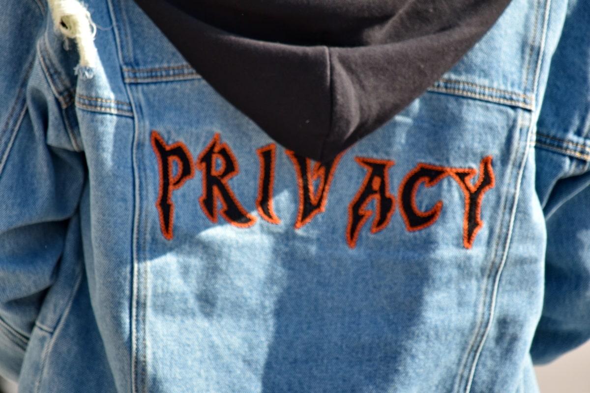 kläder, täcka, privat, privatperson, tecken, casual, mode, Denim, byxor, bomull