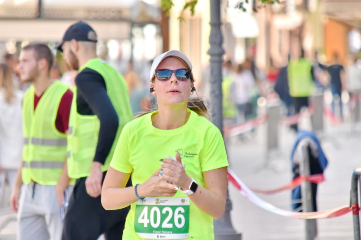 marathon, women, person, runner, athlete, street, woman, people, outdoors, city