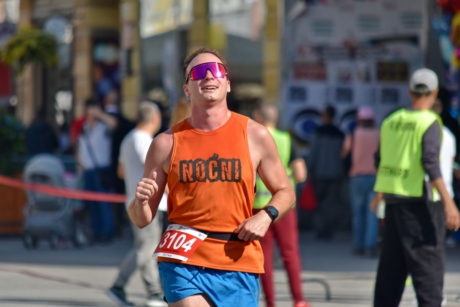 athlete, champion, endurance, happiness, man, marathon, muscular, smile, sport, runner