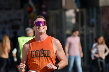 athlete, endurance, handsome, happiness, marathon, muscular, runner, smile, strength, sunglasses