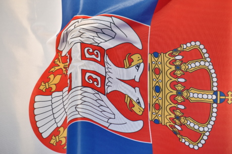 country, europe, flag, patriotism, Serbia, state, tricolor, emblem, art, symbol