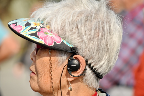 elderly, face, fashion, hat, pensioner, skin, woman, festival, sunglasses, people