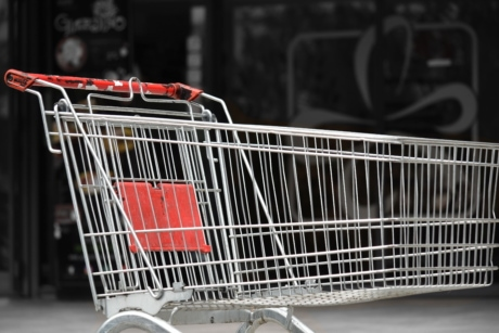 cart, handcart, shopping, container, supermarket, tram, purchase, stock, commerce, business