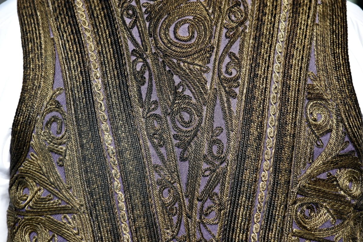 cardigan, old fashioned, old style, tradition, traditional, vestment, pattern, texture, fabric, art