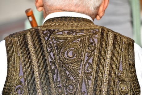clothes, handmade, traditional, vestment, man, old, fashion, people, retro, art