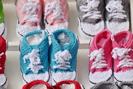 colorful, footwear, handmade, knitwear, sneakers, traditional, wool, fashion, shoe, comfort