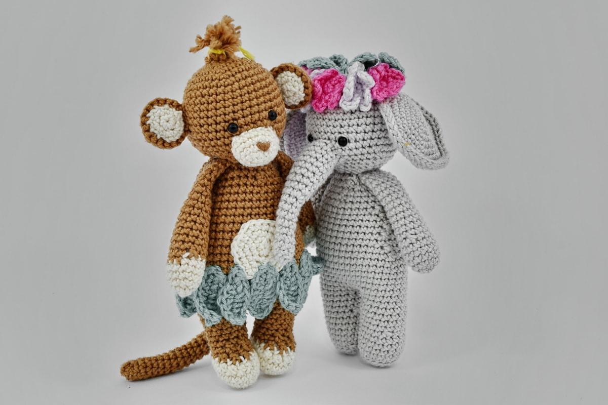 dolls, handmade, knitting, teddy bear toy, toys, doll, toy, cute, funny, fun