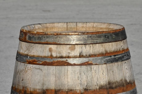 carpentry, craft, handmade, wooden, barrel, wood, old, winery, vintage, container