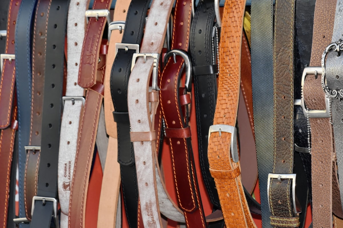 belt, fashion, handmade, many, leather, buckle, retro, style, equipment, fabric