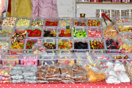 shop, candy, confectionery, sale, food, market, shopping, stock, sell, sugar