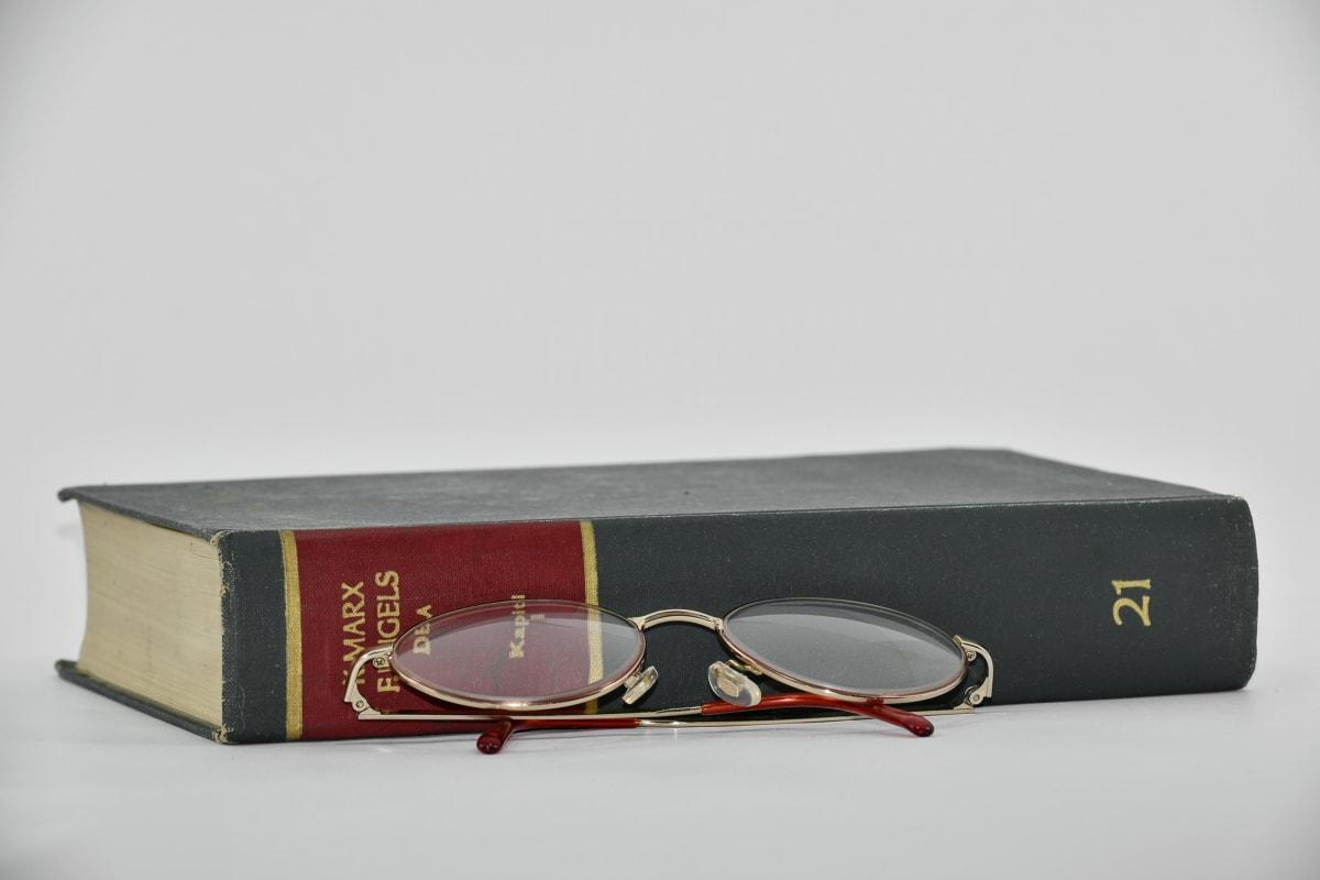 도 서, 영어, 안경, 언어, 문 맹 퇴치, 문학, 럭셔리, 종이, 지식, 우아한