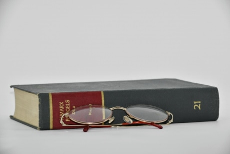 book, english, eyeglasses, language, literacy, literature, luxury, paper, knowledge, elegant