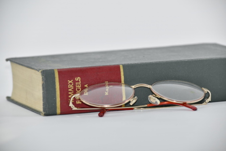 literature, eyeglasses, paper, elegant, knowledge, old, still life, art, empty, classic