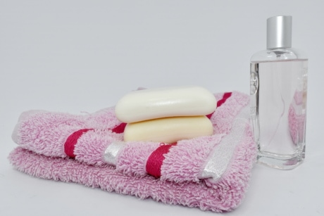 fragrance, perfume, toiletry, aromatherapy, hygiene, treatment, soap, towel, bath, bathroom