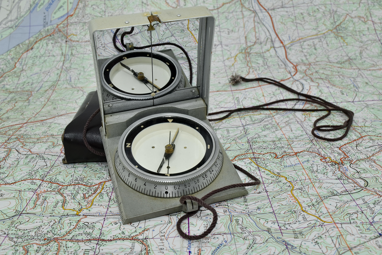 Ilmainen Kuva Armeija Kompassi Magneetti Kartta Navy