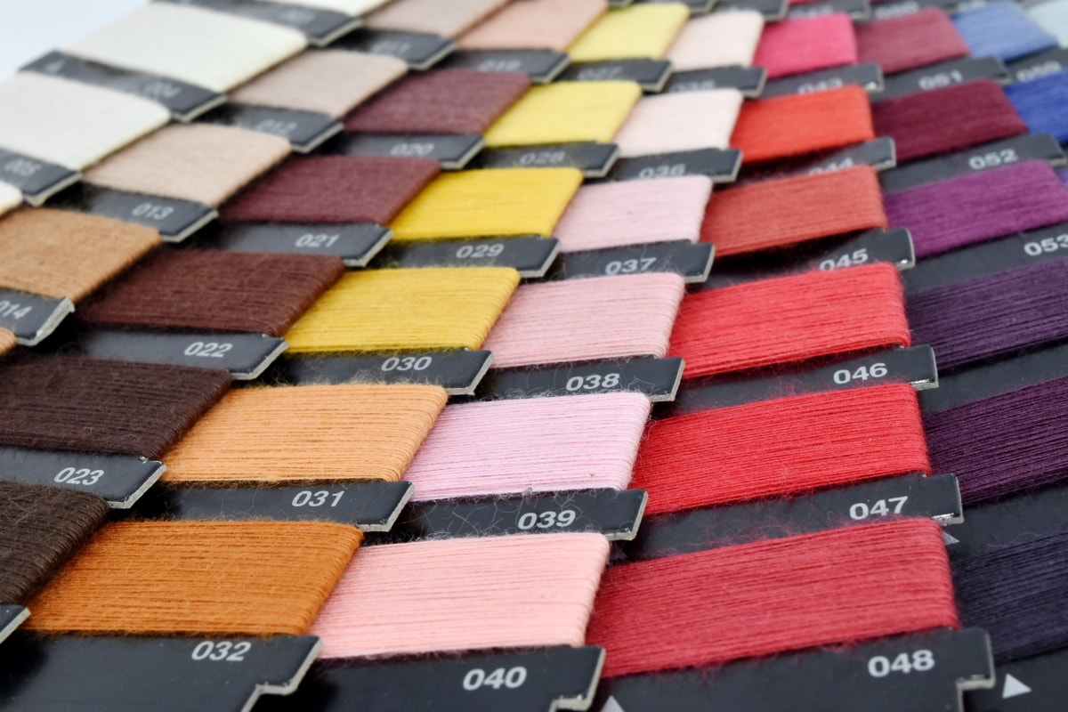 colorful, palette, sewing, thread, fashion, pattern, color, design, texture, fabric