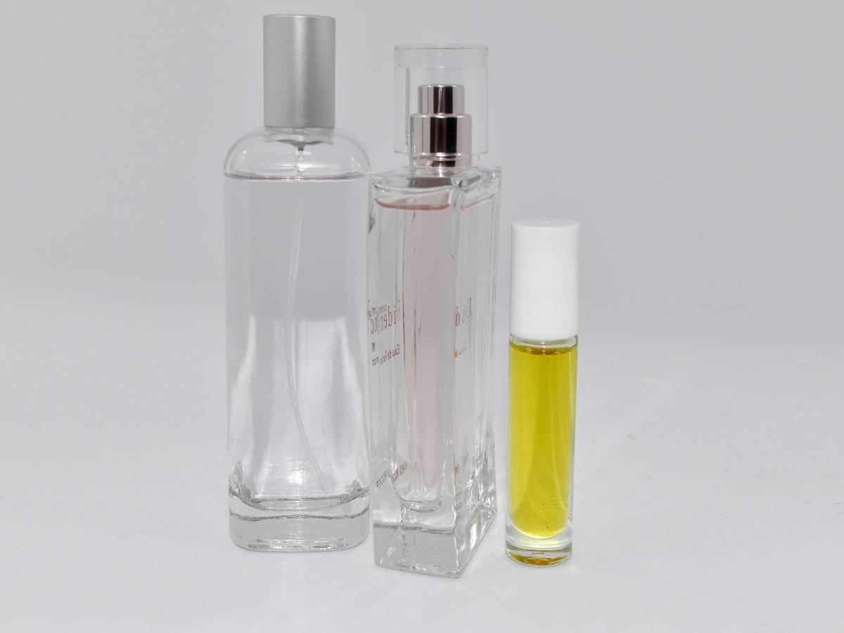 aromatherapy, hygiene, lotion, oil, perfume, treatment, toiletry, bottle, health, glass