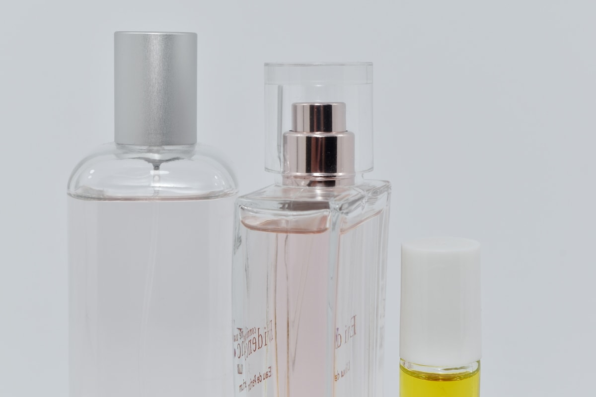 perfume, glass, bottle, toiletry, merchandise, health, plastic, luxury, aromatherapy, empty