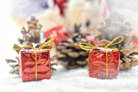 christmas, decorative, gifts, giving, holiday, winter, decoration, shining, celebration, traditional