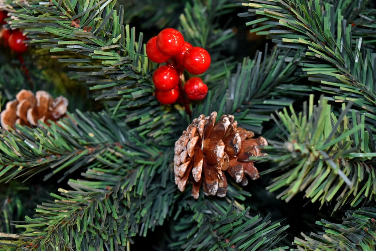 christmas, christmas tree, conifers, decorative, hanging, ornament, plastic, pine, decoration, evergreen