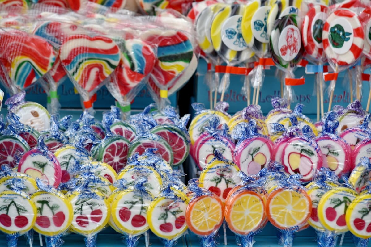 confectionery, candy, decoration, traditional, party, celebration, fun, many, festival, color