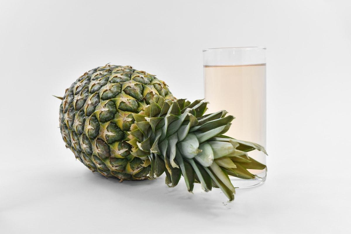 beverage, cocktail, exotic, pineapple, produce, vegetable, food, fruit, nature, still life