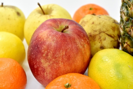 apple, fruit, organic, red, fresh, diet, vitamin, health, delicious, apples