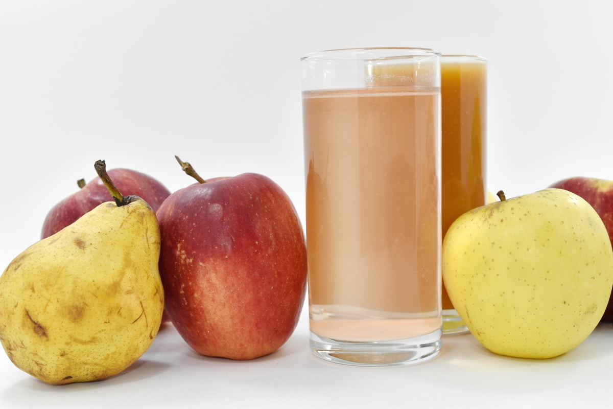 apples, fresh water, fruit juice, glass, organic, syrup, apple, healthy, diet, delicious