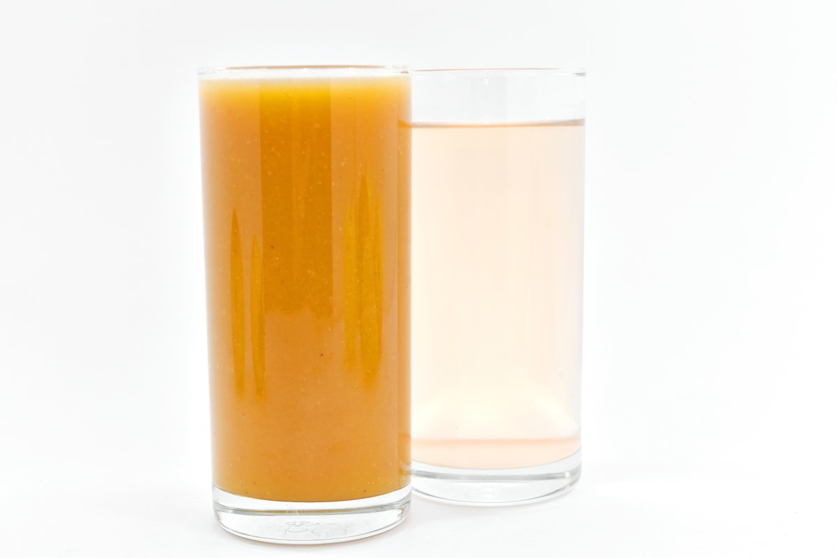 beverage, drink, freshwater fish, glasses, syrup, full, juice, liquid, glass, health