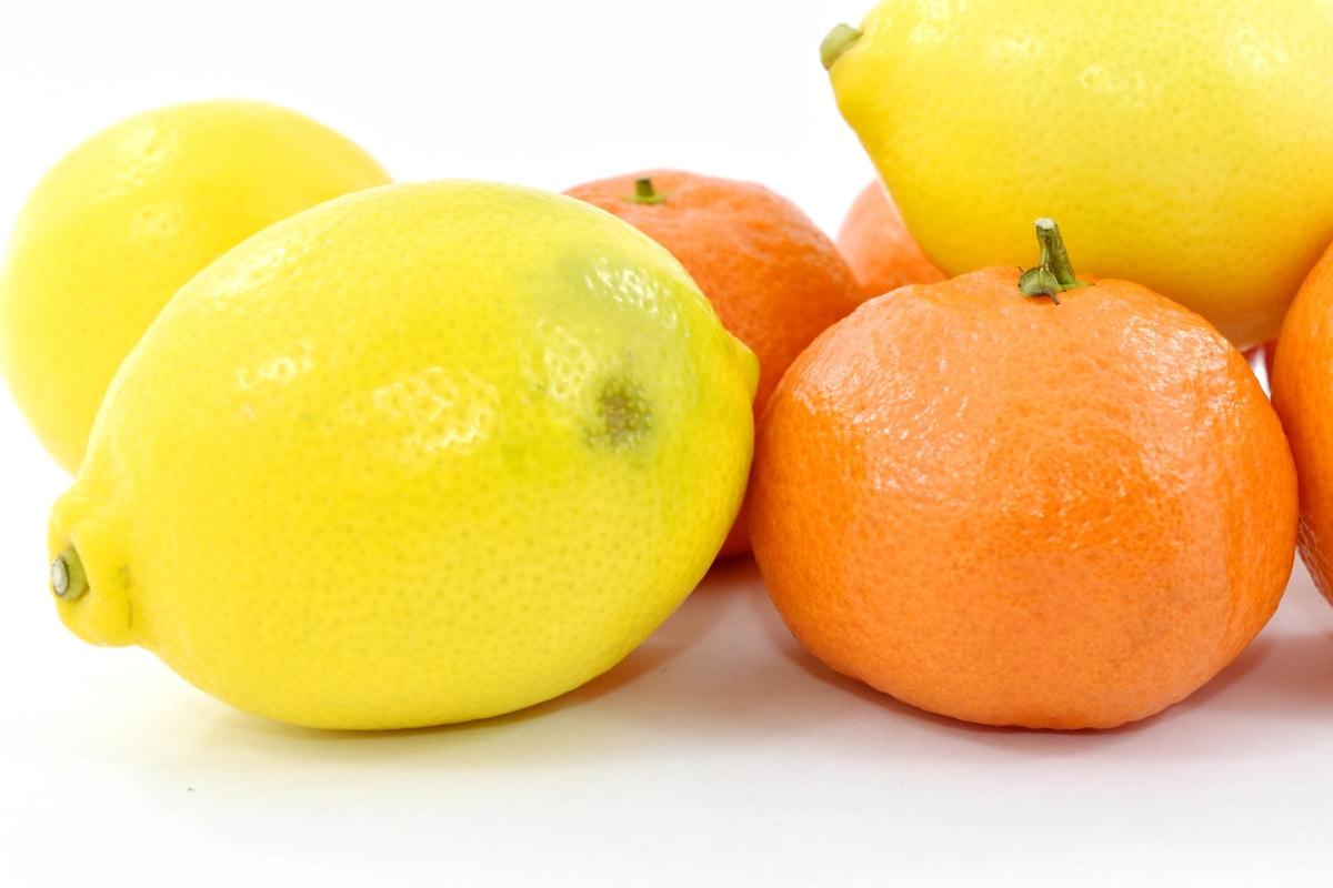 citroen, Mandarijn, sinaasappelschil, oranje geel, sinaasappelen, gezonde, citrus, Oranje, Tangerine, vitamine