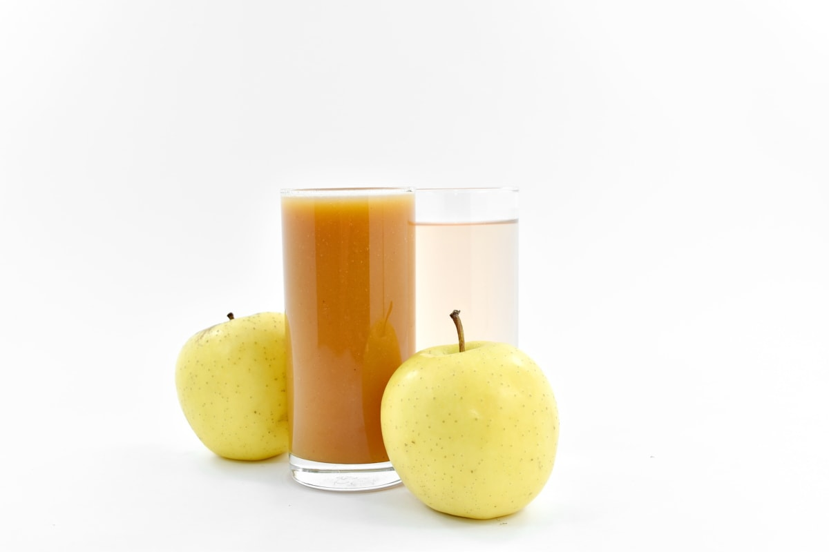 apple, beverage, fruit cocktail, fruit juice, organic, syrup, yellowish brown, food, juice, fruit