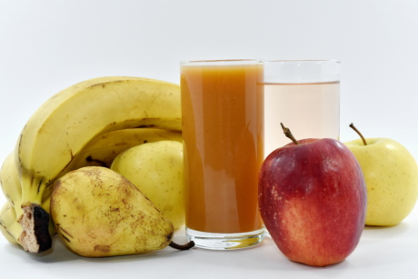 apples, banana, fruit cocktail, organic, pear, health, apple, food, diet, fruit