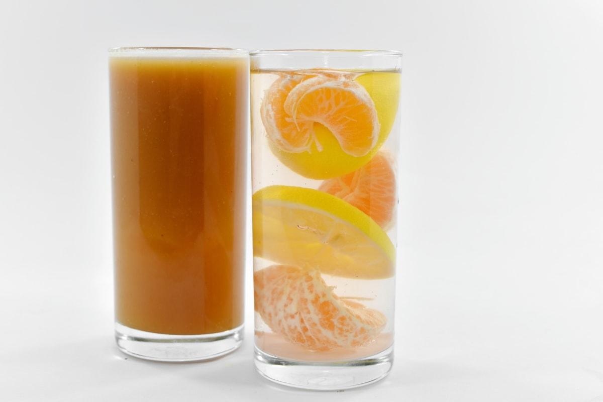citrus, drinking water, fruit cocktail, fruit juice, lemon, lemonade, drink, orange, food, juice