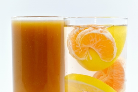 agrumes, citron, limonade, liquide, Mandarin, boisson, vitamine, orange, jus de, fruits
