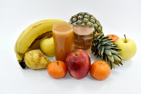 pomme, jus de fruits, organique, ananas, sirop, Végétalien, agrumes, orange, alimentaire, fruits