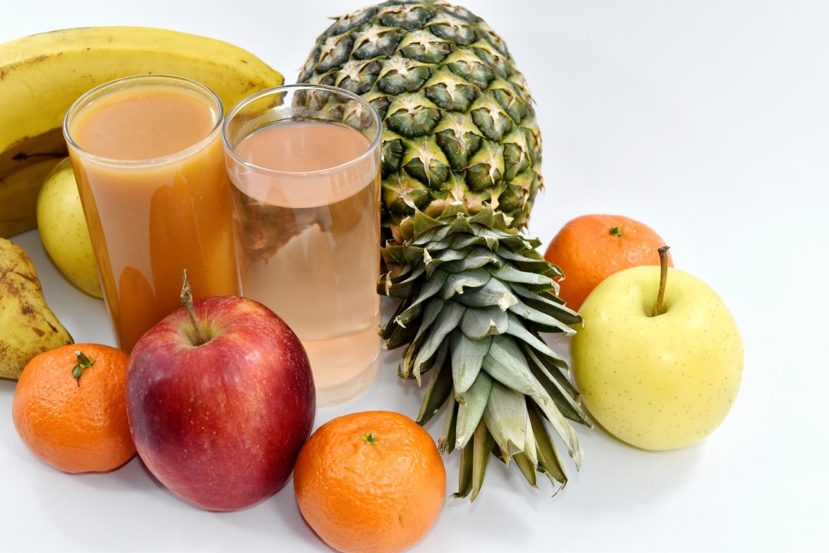 ingredients, syrup, tropical, food, juice, produce, citrus, fruit, vitamin, apple