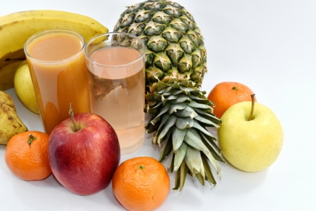 ingredients, syrup, tropical, food, juice, produce, citrus, fruit, vitamin, apple