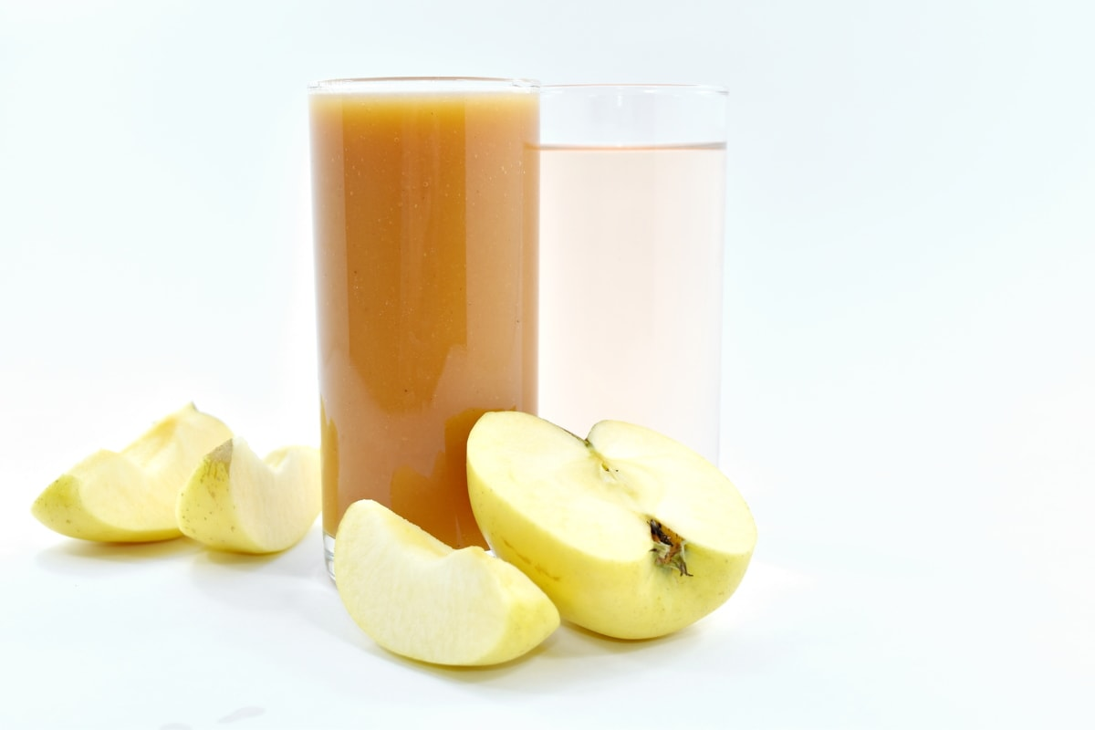 apple, dietary, fruit cocktail, healthy, syrup, health, food, juice, nutrition, ingredients