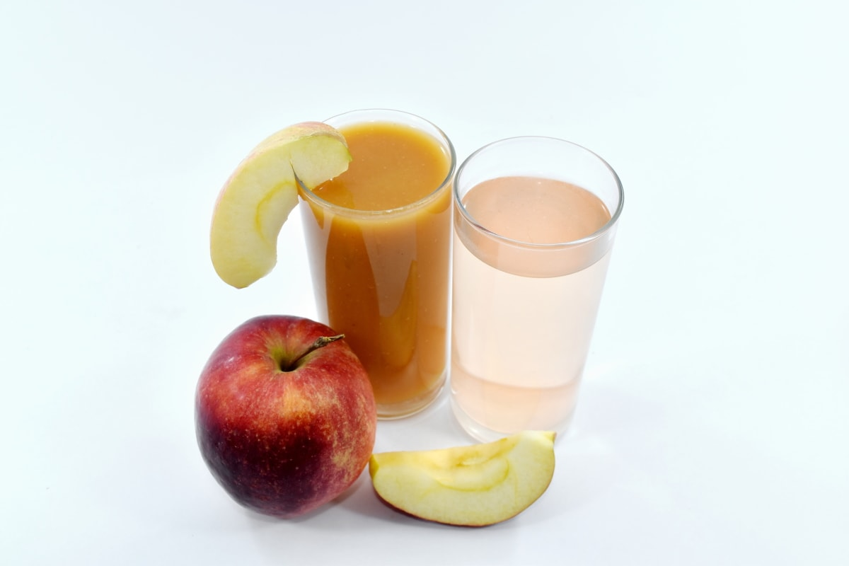 apple, beverage, drink, fruit, fruit juice, juice, syrup, breakfast, food, fresh