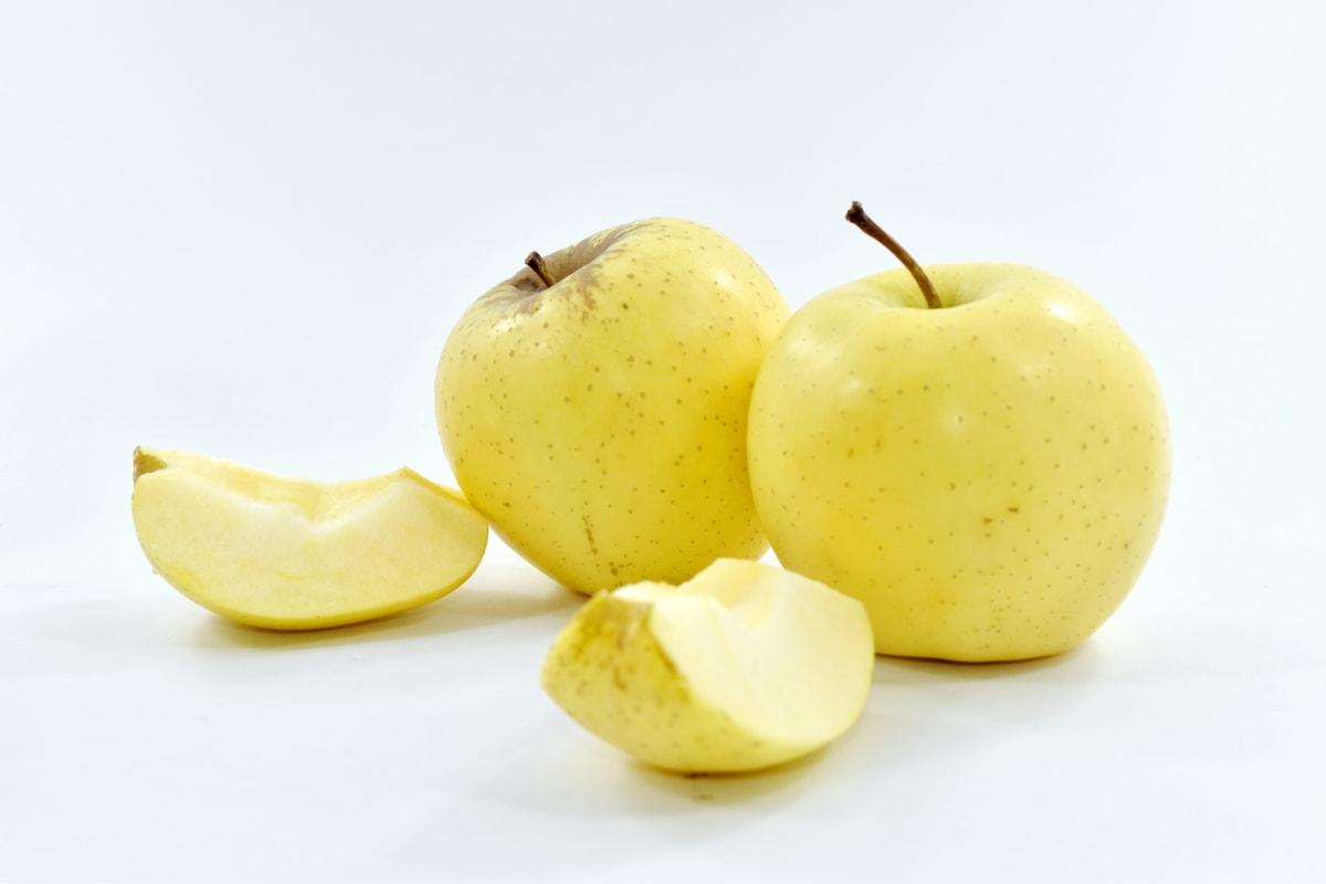 apple, dietary, organic, vegan, vegetarian, yellow, fruit, sweet, delicious, nutrition