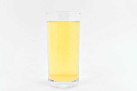 drink, fruit juice, full, glass, liquid, transparent, yellow, alcohol, beverage, juice