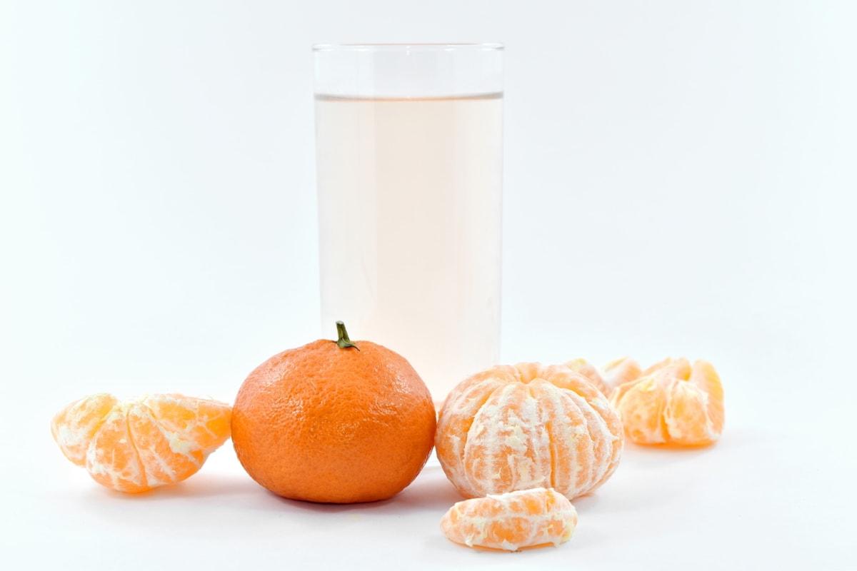 fruit custard, fruit juice, mandarin, sweet, juice, vitamin, tangerine, orange, fruit, citrus